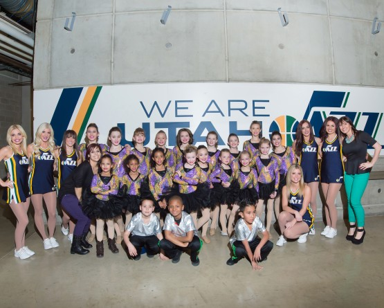 MDC at  Jazz Game