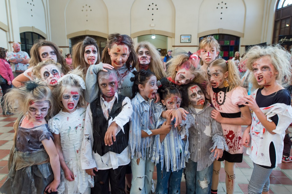 Movement Dance Center Mdc Halloween Zombie Hip Hop Dancer Costume