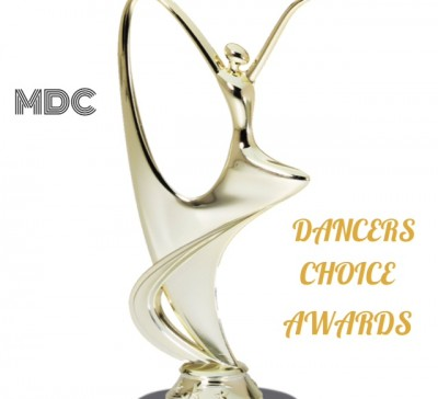 Dancer's Choice Awards Voting round 2